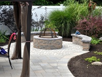 residential landscaping Huntington