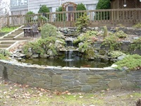 aquascape pool landscaping Coram