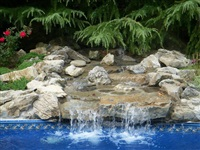 ponds landscaping St. James