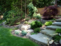 terraced landscaping services Lloyd Harbor