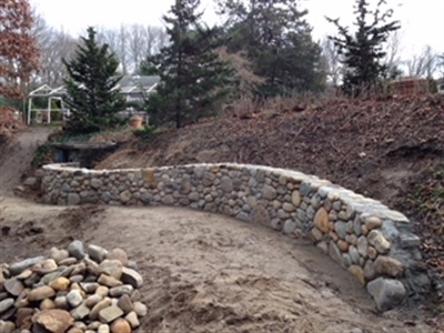 Retaining Walls Suffolk County